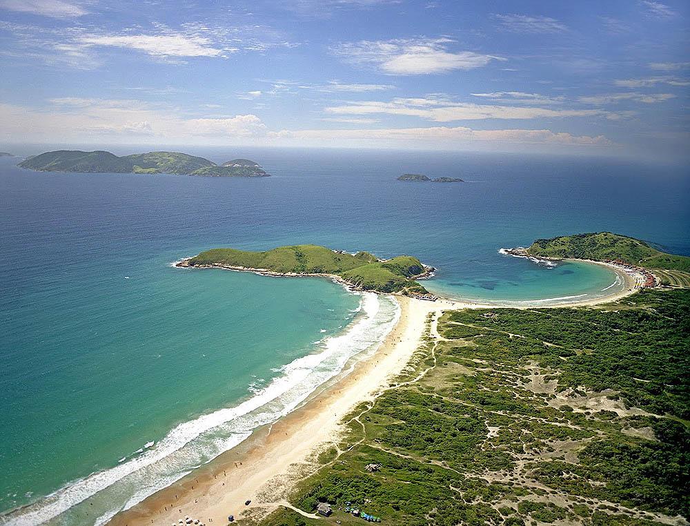 Praia do Peró e Praia das Conchas
